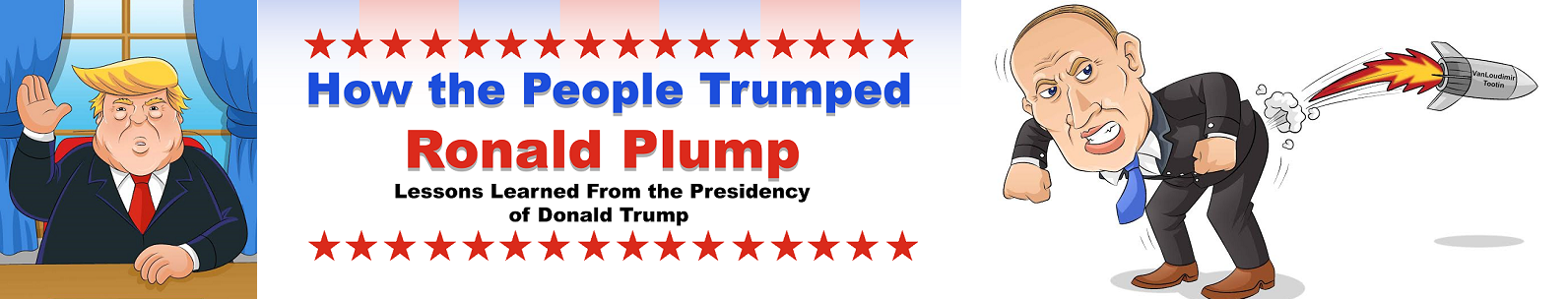 """How the People Trumped Ronald Plump"""